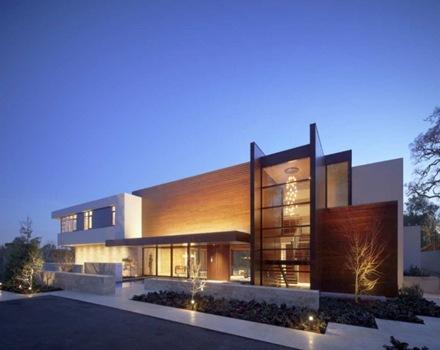 Bienvenido a cobre y vidrio for Fachadas contemporaneas para casas