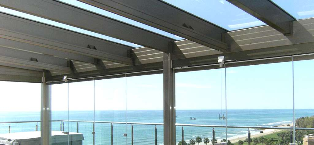 Bienvenido a cobre y vidrio - Techos de cristal para casas ...